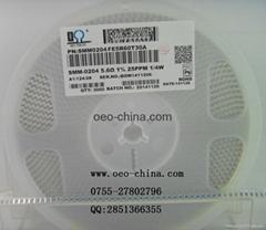 现货供应0204-5.6R圆柱形精密电阻