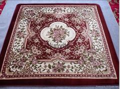 Mink velvet raschel flannel flleece rug carpet