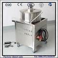 Stainless Steel Commercial Popcorn Making Machine 1