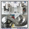 Stainless Steel Commercial Popcorn Making Machine 2