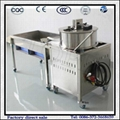 Stainless Steel Commercial Popcorn Making Machine 3