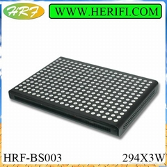 2015 Herifi BS003 Gemstone 600w led grow light hydroponic grow for indoor growth