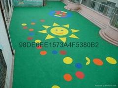 EPDM塑膠-幼儿園