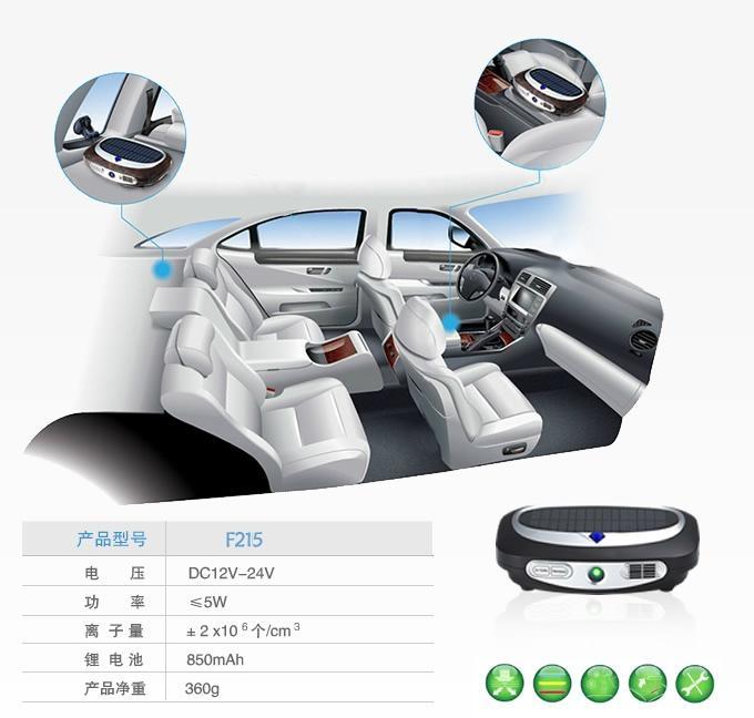 車載空氣淨化器 5