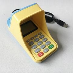 HX889多功能密碼碼鍵盤IC卡RFID讀寫器