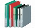 pp office O-ring lever  file folder office file folder