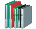 pp office O-ring lever  file folder