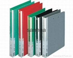 pp office O-ring lever  file folder office file folder