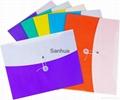 double color file bag