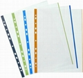 Office Stationery 11 Holes A4 Sheet Protector 5