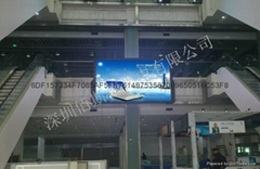Indoor rental led screen P6 full color