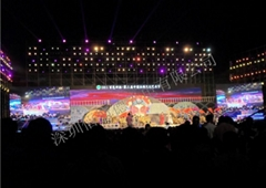 SHENZHEN BESDLED P10 indoor full color SMD3528 LED screen