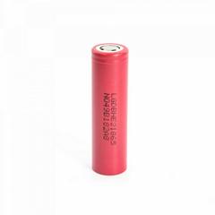 Original LG18650HE2 2500mah 30Amp 3.7V li-ion 18650 rechargeable battery