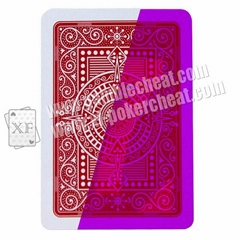 XF Italy Modiano texas hold em plastic marked cards|invisible ink|poker cheat