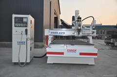 ATC Woodworking machine CNC Rourer
