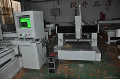 table moving high precision mold engrave machine