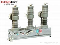 供应高品质ZW32-12户外高压真空断路器