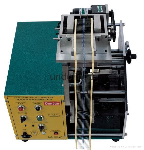 电阻剥纸带成型机 1