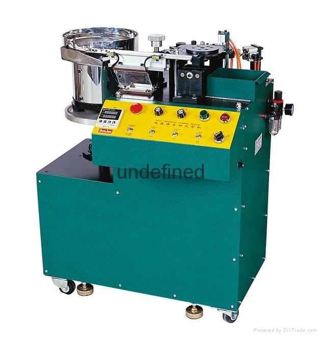 全自动散装可控硅成型机DJ-309A 1