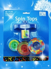 Spin Tops
