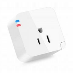 Practical wireless remote control wifi smart plug