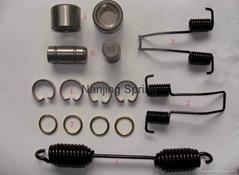 BPW YORK FUWA brake shoe repair kits for trailer truck