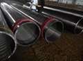 Seamless Steel Pipes in Large Caliber