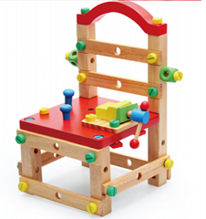 China Wooden preschool Education Toys wholesale Factory