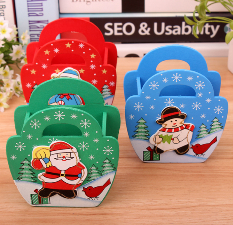 Wooden Christmas Decorations Gift , Christmas Crafts - MT-XM1001 ...