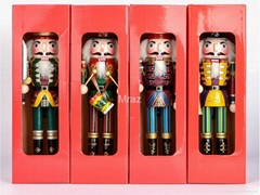 Wooden 30cm Hand Painted The Nutcracker