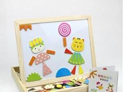 Wooden Magnetic Kids Jig