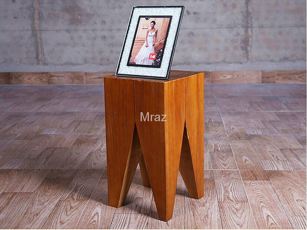 Retro style wooden tea table mt hd mraz china