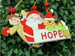 Christmas Santa Door Hanger Set  (Hot Product - 1*)