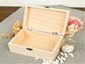 Retro Style Wooden Jewelry Box with Dandelion 6