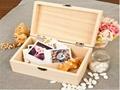 Retro Style Wooden Jewelry Box with Dandelion 10