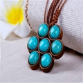 Fashion Rosewood Pendant Necklace jewelry 7