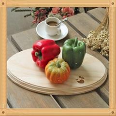 Wooden Kitchenware Food