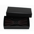 MBT4002 New Design fashion 4D customized wooden bow tie for man 4