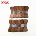 MBT5002 New Design fashion changeable customized wooden bow tie for man's suit 4