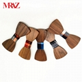 Discount fashion customized wooden bow tie for wedding 3