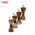 Discount fashion changeable customized wooden bow tie for man's suit 8