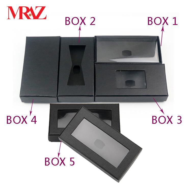 Fashion black cheap handmade Bow tie package box gift box  3