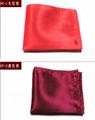Fashion colorful handmade pocket square , Handkerchief