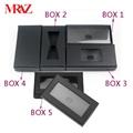 Fashion black cheap handmade Bow tie package box gift box  2