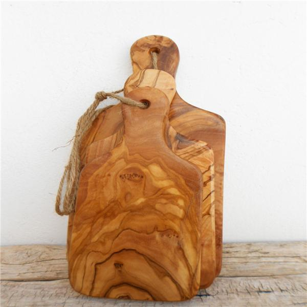 Italian Olive wood Wooden Chopping Board for Home  3