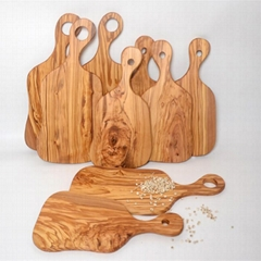 Italian Olive Wood Wooden Chopping Board
