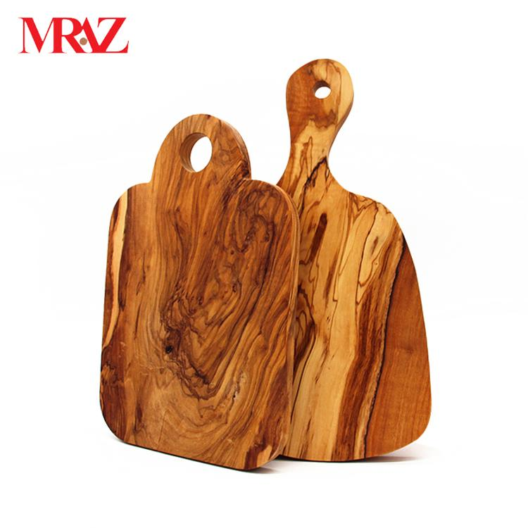 Italian Olive Wood Wooden Chopping Board  4
