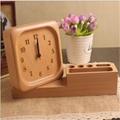 New Designs BEECHWOOD Wooden Clock 3
