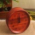 New Designs BEECHWOOD Wooden Clock 5