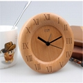 New Designs BEECHWOOD Wooden Clock 6